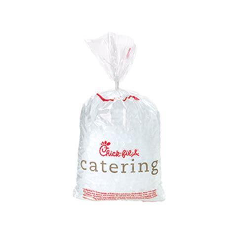 lb bag  ice chick fil