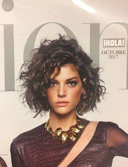 Curly Bob Hairstyle Popular Short Hairstyles 2018 2020