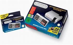 New Nintendo Console Nintendo Classic Mini NES Ping