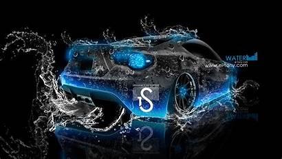 Tony Water Neon Wallpapers El Scion Fr