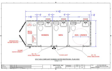 Typical Bathroom Electrical Layout by Handicap Bathroom Floor Plans Commercial Home Design