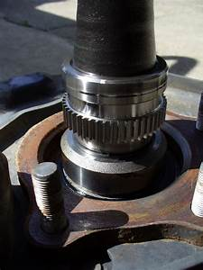 Rear Axle Bearings Pics