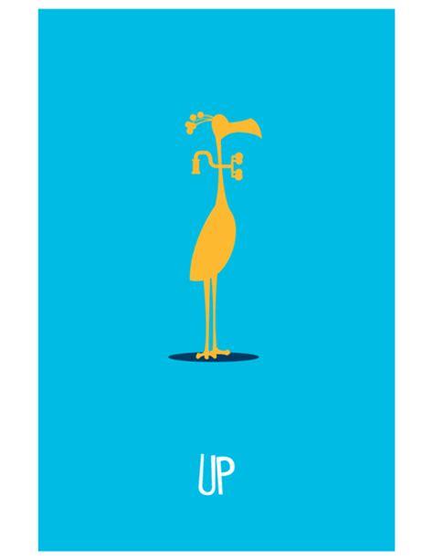 Pixar Resumen by Posters Minimalistas De Pixar