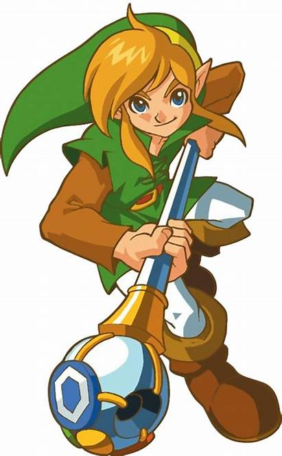 Zelda Link Adult Young Which Oracle Seasons