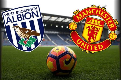 West Brom Vs Manchester United [17-12-2016] EPL Live Match ...
