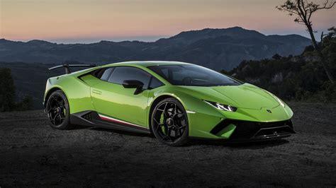 Lamborghini Huracan Photo by Lamborghini Huracan Could Get Rear Wheel Steering In 2019