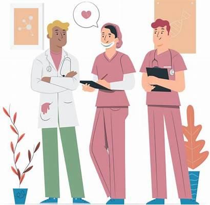 Coronavirus Doctors National Orthocoronavirinae Pandemic Health Doctor