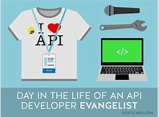 Day in the Life of an API Developer Evangelist Nordic APIs