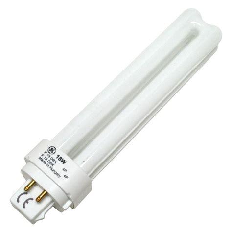 compact fluorescent light bulbs ge 97599 f18dbx 830 eco4p 4 pin base compact