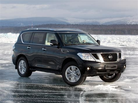 Maybe you would like to learn more about one of these? Nissan Patrol Y62 España Guloffroad