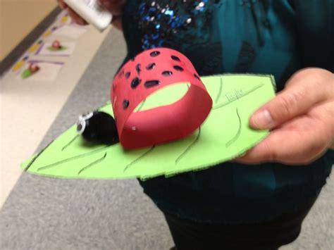 pin  kristy beasley  preschool ladybug crafts