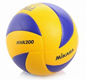 MIKASA Sports Official FIVB Olympic Volleyball Ball Indoor ...