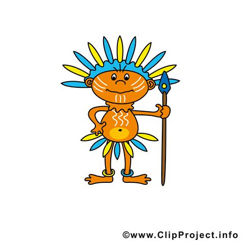 indianer clipart