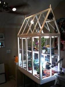 Mini Gewächshaus Selber Bauen : diy bauen ihr eigenes indoor gew chshaus 132 seite von jpants4sale small space gardening ~ Markanthonyermac.com Haus und Dekorationen