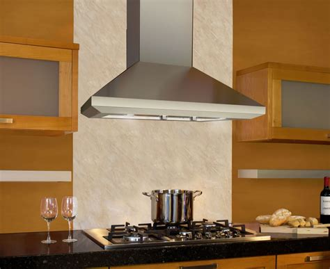 Elica Eln136ss 36 Inch Wall Mount Chimney Hood With 1,200
