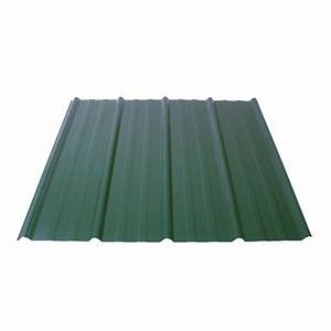 fabral shelterguard 10 ft exposed fastener galvanized With 18 foot metal roofing panels