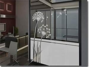 Klebefolie Fenster Sichtschutz : fensterfolie pusteblume fenster deko fensterfolie sichtschutz fenster und fenster ~ Watch28wear.com Haus und Dekorationen