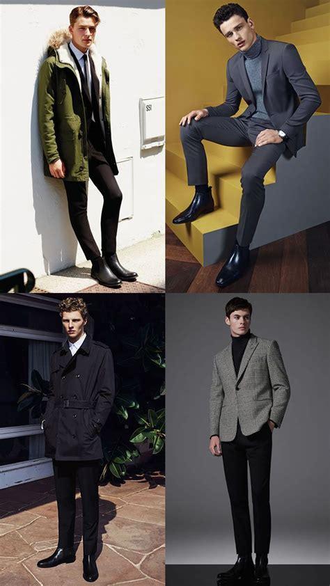 Men Most Versatile Leather Shoes Own Black Chelsea