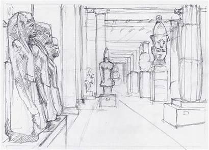 Bleistift Museum British Bleck Andy