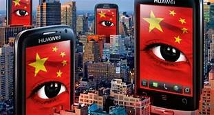 U.S. charges top Chinese cellphone maker Huawei with money laundering, fraud…