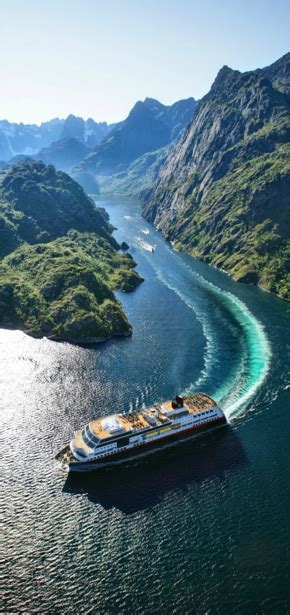 urlaub in norwegen was muß ich beachten will ich hin lebenstraum hurtigruten kreuzfahrt