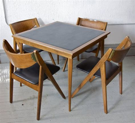 wooden folding table and chairs marceladick