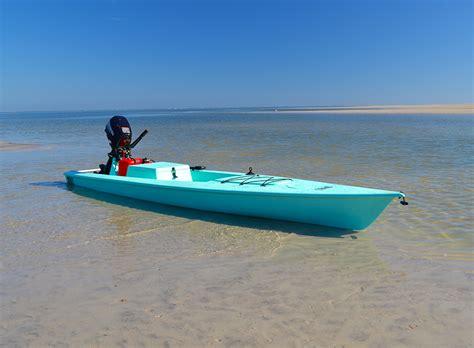 Skiff Fishing by Fishing Kayak Skiff