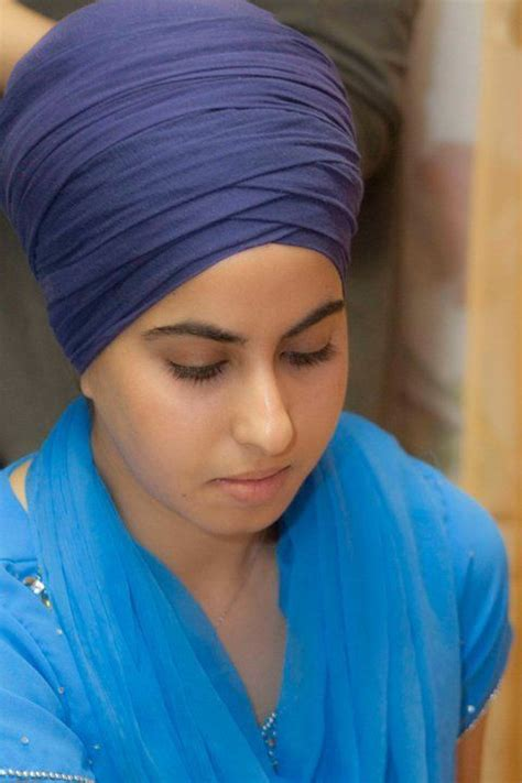 Hair removal for religious reasons is called tonsure. 98 best Sikh Hair images on Pinterest | Hair turban, Head ...