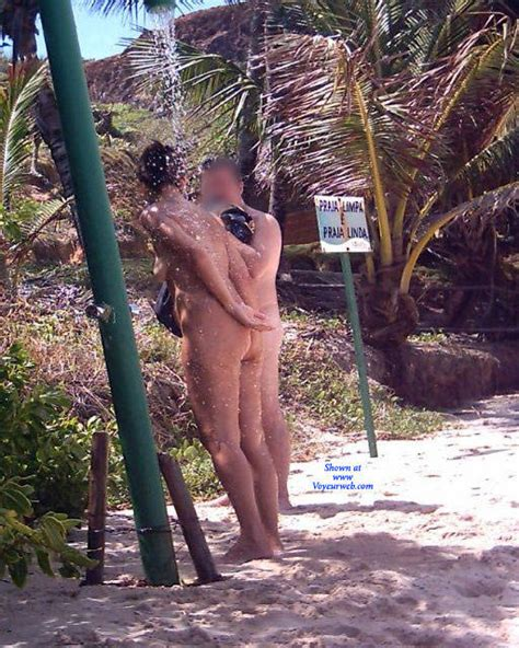 Couple In Tambaba Beach March Voyeur Web