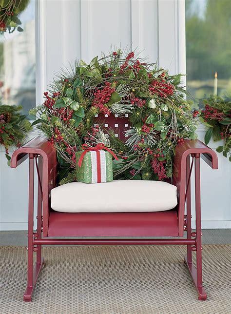 cordless greenery  reasons  relax unplug christmas