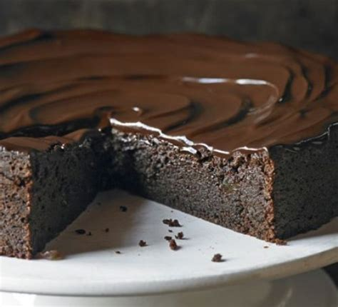 chocolate ginger torte recipe bbc good food