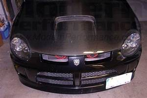 Dodge Dart Fog Light Install Cbd Carbon Fiber Fog Light Deletes 03 05 Neon Srt 4