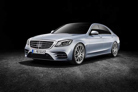 New Mercedes Sclass new mercedes s class facelift 2017 specs news and