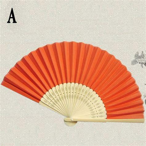 paper hand fans bulk wholesale folding hand held paper fans wedding party decor