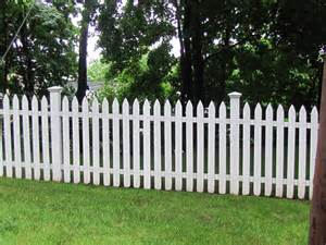 pictures of a fence living life on main street white fences