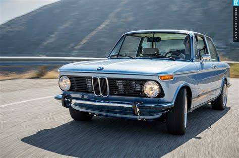 Bmw 2002 Restomod Project Has Perfect Mix Of New & Old