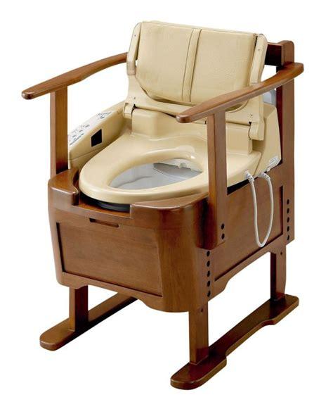 toto toilets 楽天市場 toto ウォシュレット付ポータブルトイレ ewr290 リモコンなし 30 代引き不可