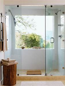 windows in showers by housetweaking bob vila nation With windows for bathroom showers
