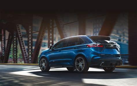 Allnew 2019 Ford® Edge Suv Coming Soon Fordcom