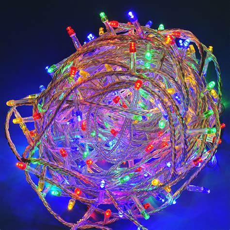 guirlande lampe led noel decoration