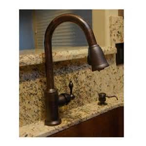 kitchen faucet pull out sprayer premier copper single handle kitchen faucet with pull out
