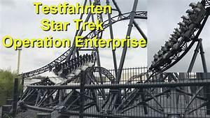 Movie Park 2017 : star trek operation enterprise testfahrten movie park germany neue achterbahn ~ Eleganceandgraceweddings.com Haus und Dekorationen