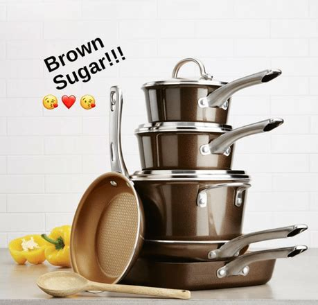 ayesha curry cookware set  jc penny paperblog