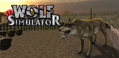 wolf simulator animal escape simulation game amazon