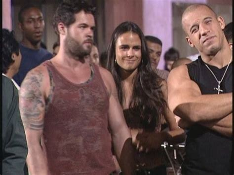 Vince, Mia & Dom- The Fast And The Furious