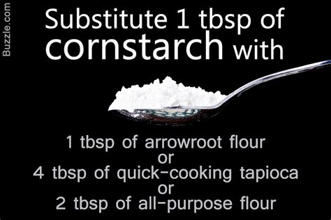 cornstarch substitute 9 suitable substitutes to try when you run out of cornstarch