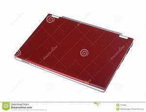 Closed Laptop Computer Stock Images - Image: 7762084
