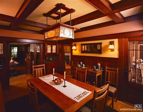 arts and crafts home interiors paul duchscherer artistic license