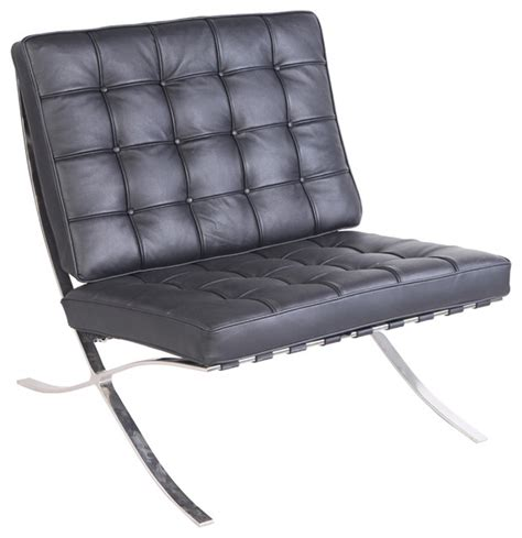 chaise barcelona barcelona chair leather indoor chaise lounge