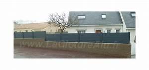 Brise Vue En Aluminium : brise vue aluminium au prix d 39 une cloture pvc ou cloture ~ Edinachiropracticcenter.com Idées de Décoration